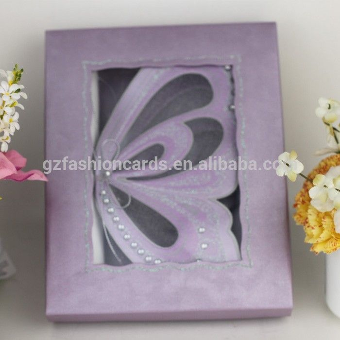 silk box wedding invitations indian%0A      Hot Sale Royal Butterfly Scroll Wedding Invitation Card Butterfly Wedding  Invitation Card Roll