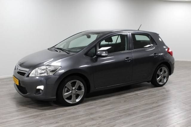 Toyota Auris 1.8 full hybrid cvt automaat executive business financial lease vanaf € 145,- p/m