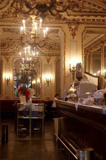 Torino, Corso Vittorio Emanuele II., Caffè Platti, Turin, , province of Turino , Piemonte region Italy