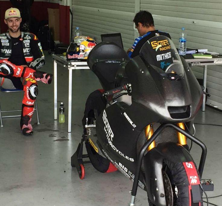 Moto2: Kalex vai perder monopólio do Mundial em 2017