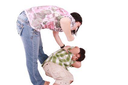 Tresty ve výchově dětí: ano, či ne?