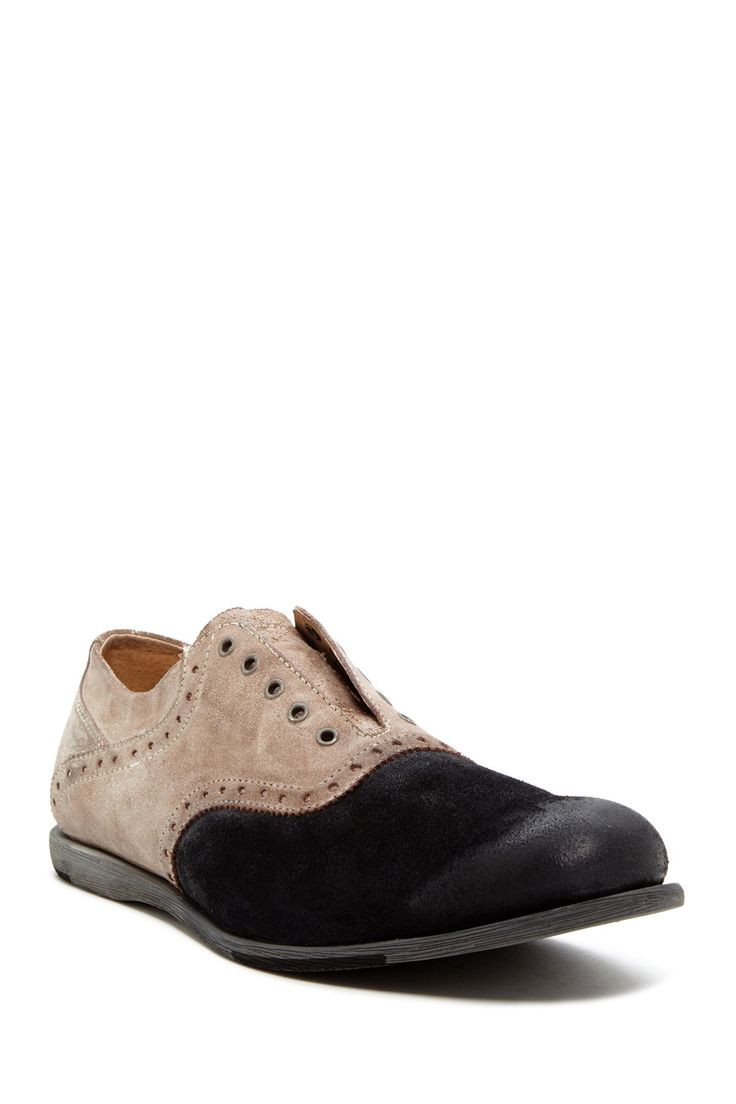 Kyle Slip-On Brogue on HauteLook