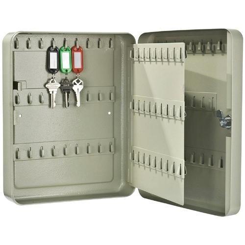Barska 105 Position Keys Safe Lock Box - Gray
