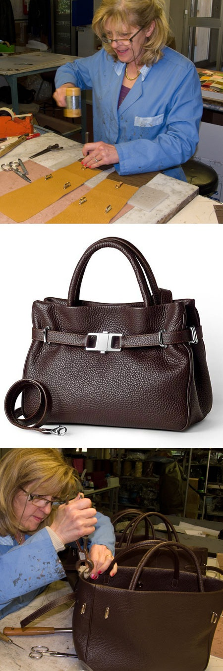 Our favorite elegant ladies handbag from http://www.pierotucci.com