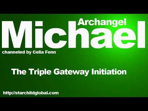 message from Archangel Michael. channeled by Celia Fenn October 27, 2017