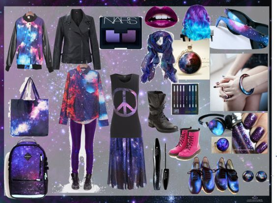 In A Galaxy Clothes Buy | Galaxies, Clothes and Polyvore