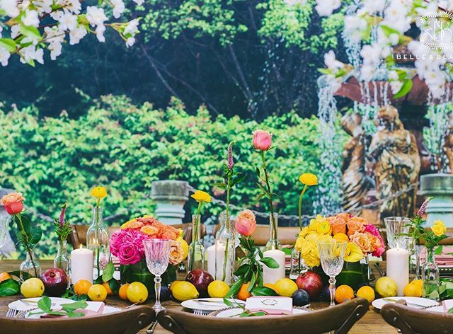This beautiful sherbet colour themed table is perfect for spring + summer events. 🌷☀️take advantage of our spring promotion now - 20% off across all services 💕 --------------------------------- Planner: @belleandblanche 💐: @tonicblooms 📷: @jillybotting  Rental: @gervaisrentals ✉️: @paperdollstudio ---------------------------------- #wedding #torontoeventplanning #torontoevents #eventplanner #weddingplanner #eventdesign #torontoeventplanner #events #celebration  #weddingdesign #planner…