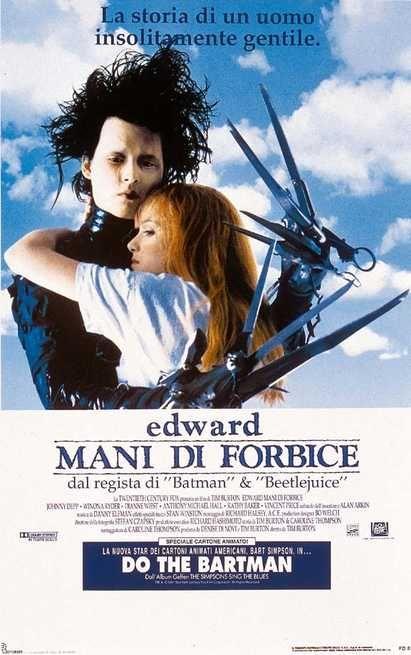 Edward mani di forbice (1990) | FilmTV.it