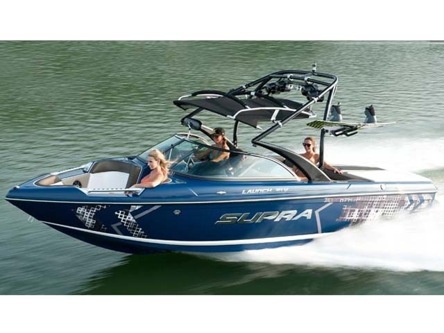 Get the Best Wakeboard Tower that is Strong enough to pull multiple tubers for your 2012 Supra Launch 21V!