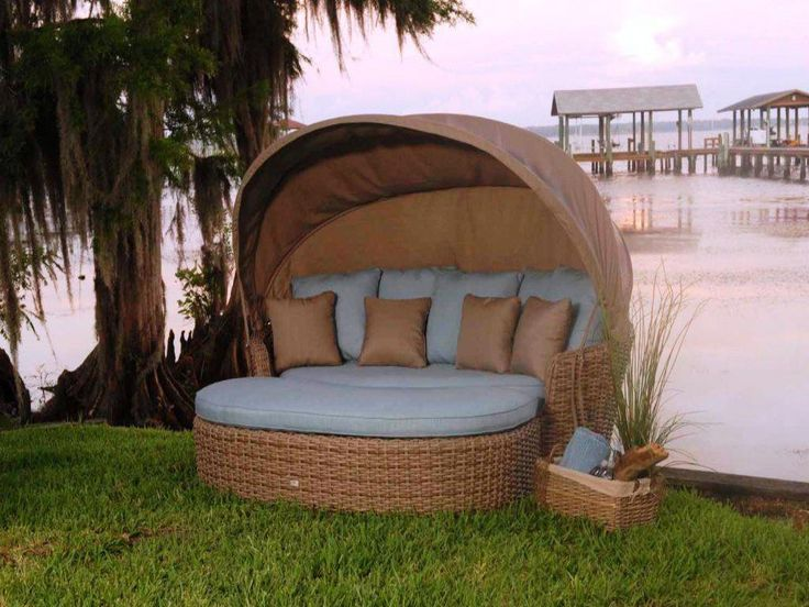 Marvelous. Outdoor DaybedDaybedsDecorationWickerPatiosRattanDaybedDecorDay  Bed