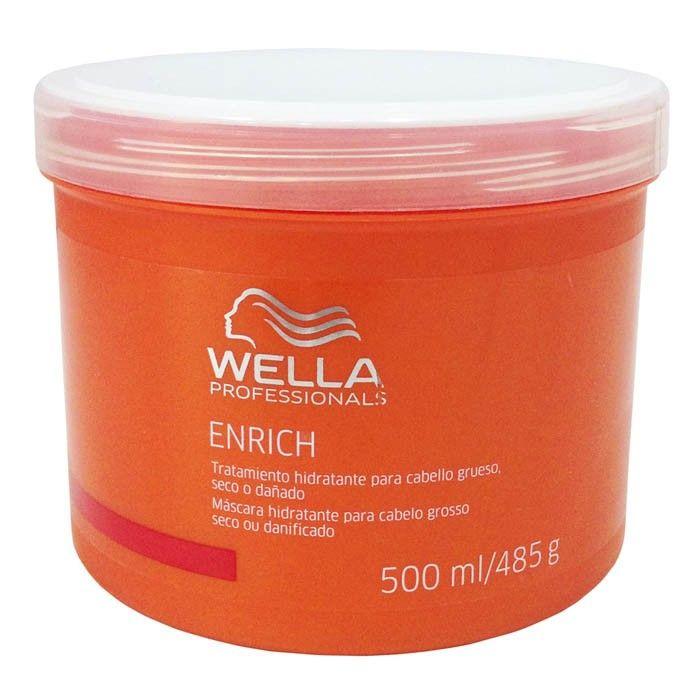 Máscara Hidratante Wella Professionals Enrich 500ml