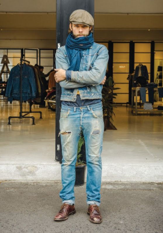 Denim Dudes: For the Love of Denim