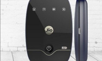 Reliance Jiofi wifi router price