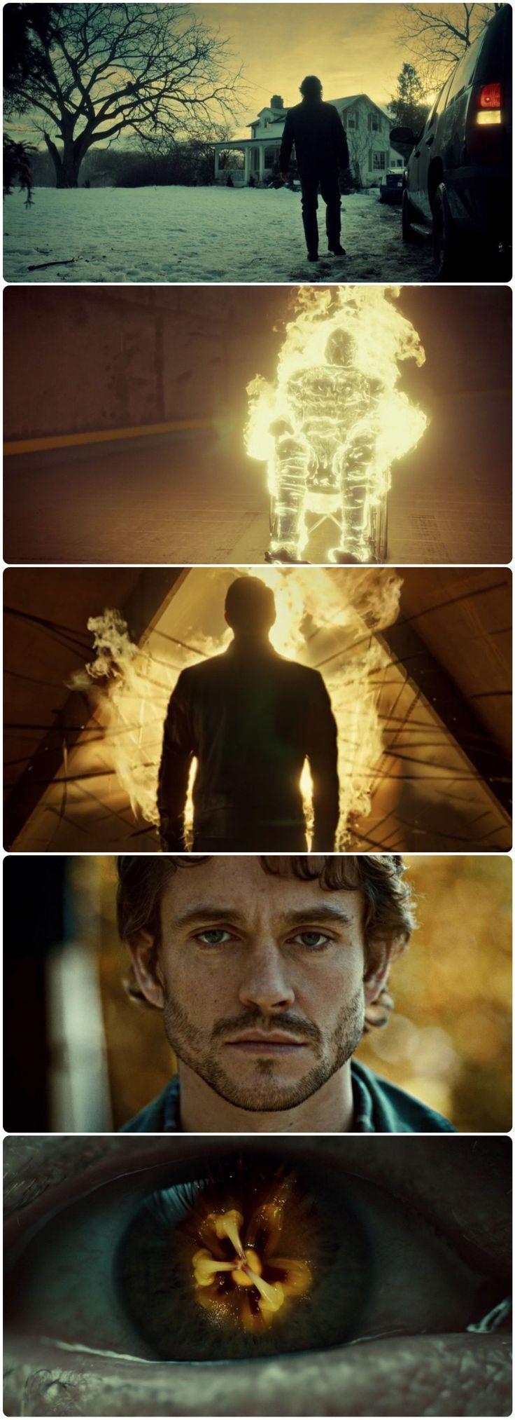 Hannibal / Golds (2013-2015), d.p. James Hawkinson