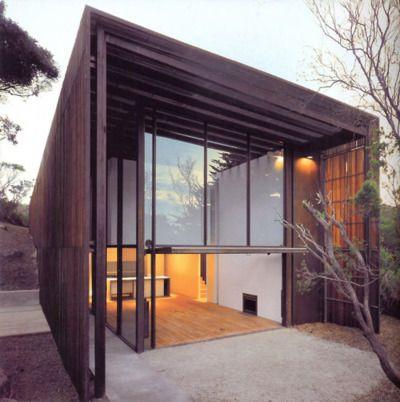 Peninsula House by Sean Godsell Architects