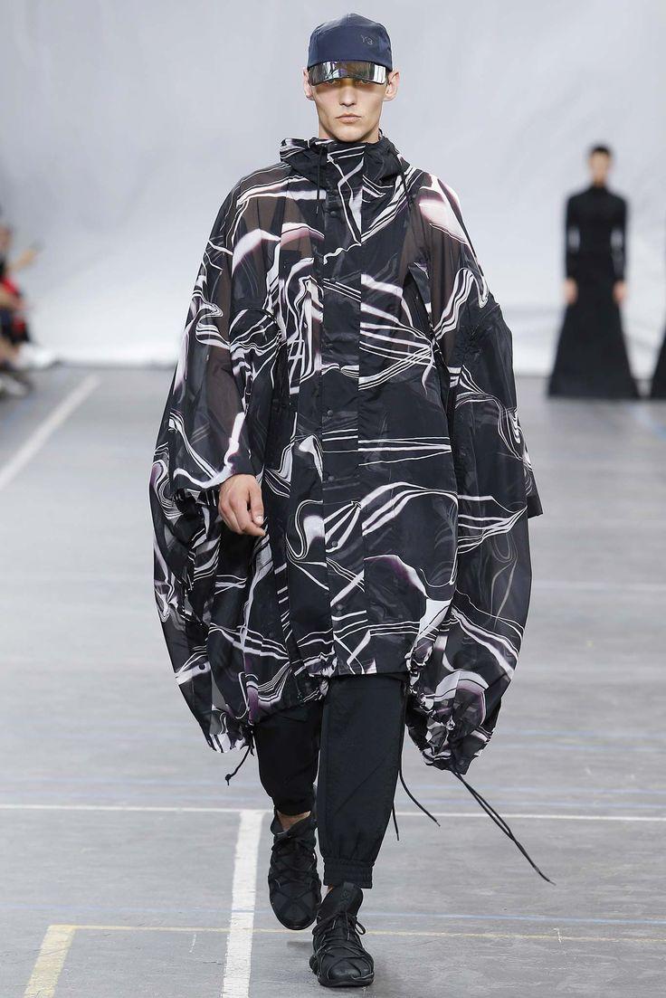 Y-3 Spring 2016 Menswear