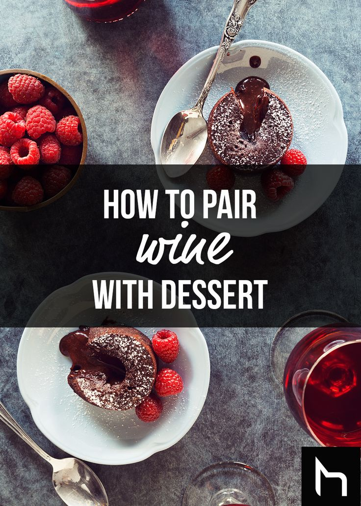 How to pair wine with dessert: Pro tips for every kind of sweet tooth