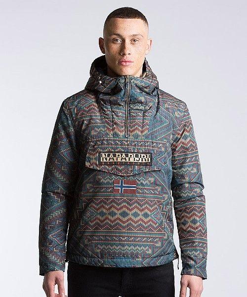 Napapijri Rainforest Aztec Jacket