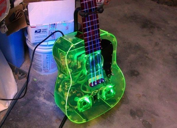 Coolest Guitar PC case mods ever built