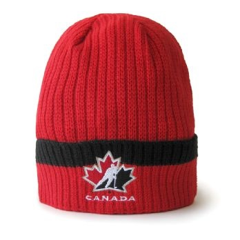 Hockey Canada – Penalty Box Knit Tuque. SALE: $19.99