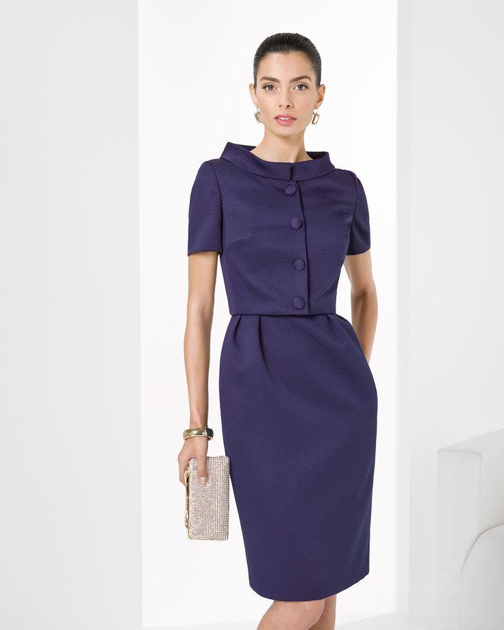 62 best Vestidos images on Pinterest   Blouse, Elegant dresses and ...