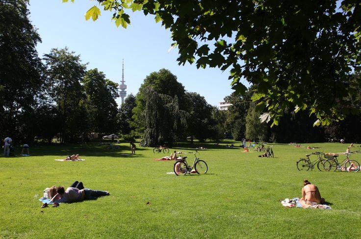 Meine Oase, der Luitpoldpark in Schwabing
