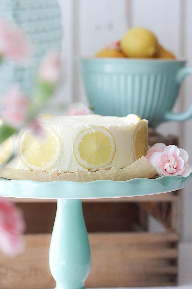 Zitronentörtchen (ohne Backen) von Emma´s Lieblingsstücke