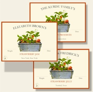 Canning Labels- so cute!