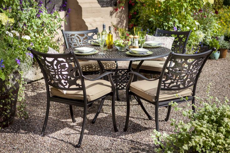 21 best hartman cast aluminium garden furniture images on. Black Bedroom Furniture Sets. Home Design Ideas
