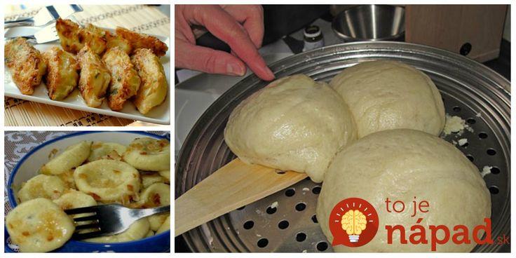 Výborné tipy na lacné a veľmi chutné jedlo, ktoré pripravovali s láskou už naše babičky a aj dnes by sme si mali príklad z ich kuchárskeho umenia.