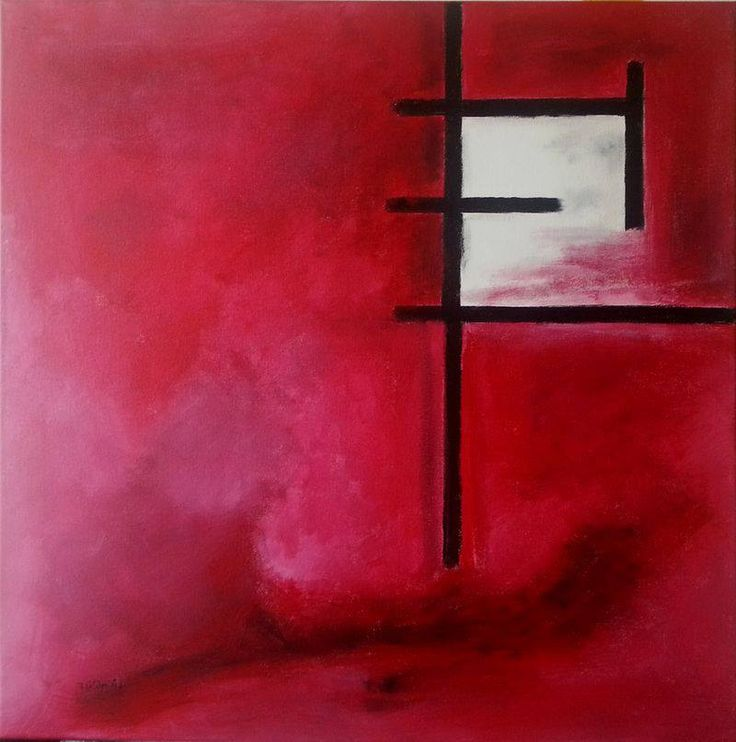 Possibility, canvas, 70x70cm