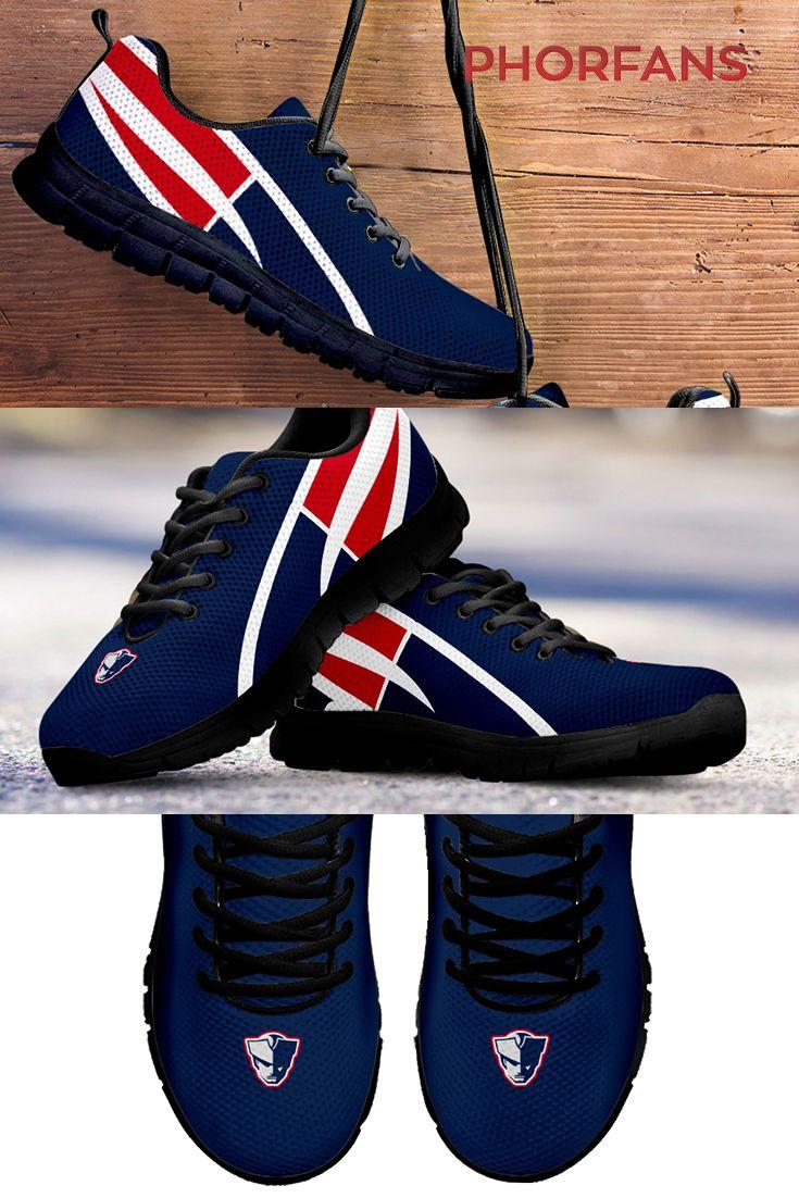 f2ba1134d66d2 New England Patriot Shoes | Pats fan | New england patriots shoes ...