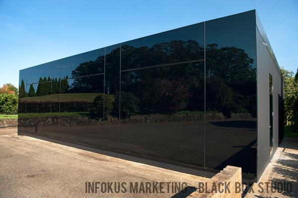 Tina Tziallas Architecture Studio - Black Box Project
