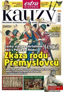 Kauzy č. 28   Extra Publishing