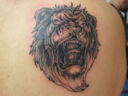 9 Best Lion Tattoos Images On Pinterest