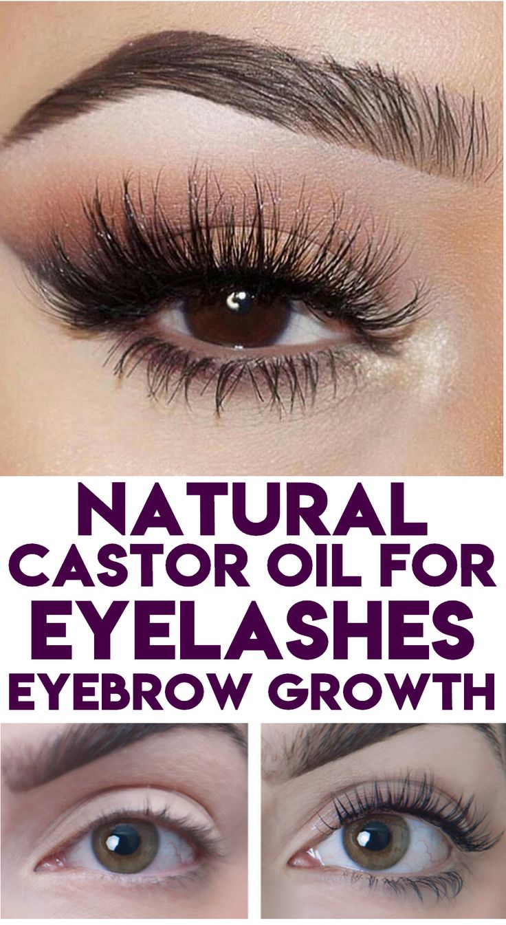 3 ways to grow longer eyelashes naturally in 2020 with