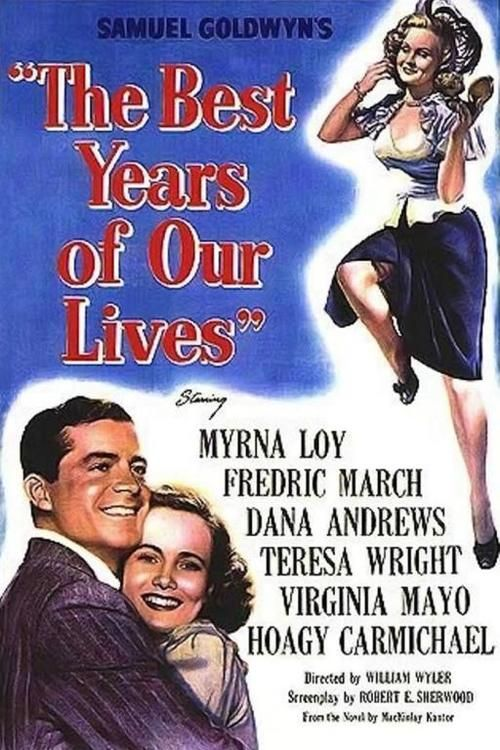 The Best Years of Our Lives (1946) Full Movie Streaming HD
