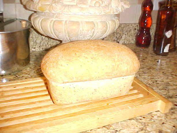 Bread Machine Wheat Bread With Flax Seed Recipe - Food.com