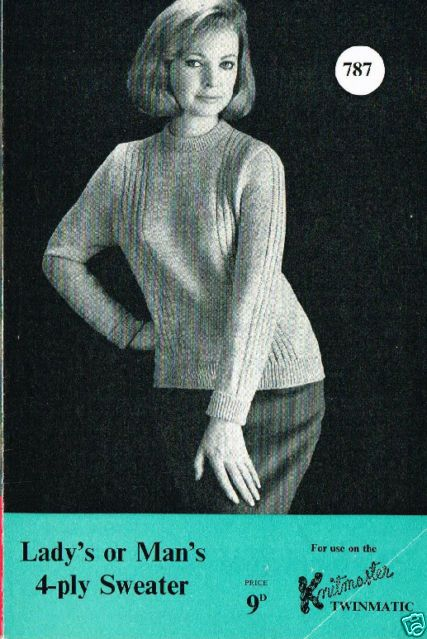 12 Best Twinmatic Knitting Machine Patterns Images On Pinterest