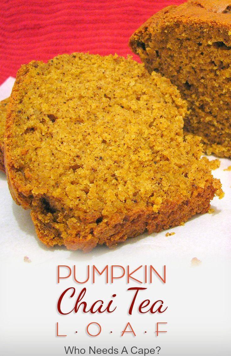 Pumpkin Chai Tea Loaf Hvis du elsker alle ting græskar og-8706