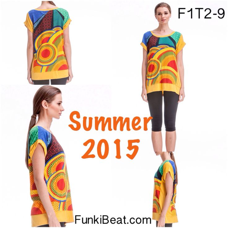 Short Sleeve Top: Multi Sun can be found at http://goo.gl/Yhhf0N
