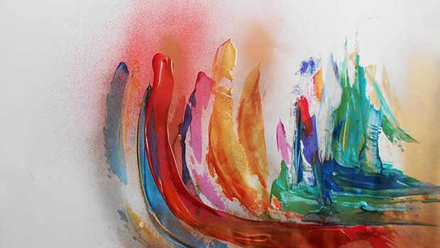In-depth chat with inspiring painter Ulrich de Balbian