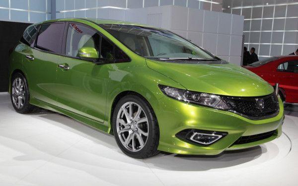 2014 Honda Jade Side 600x375 2014 Honda Jade Full Review With Images
