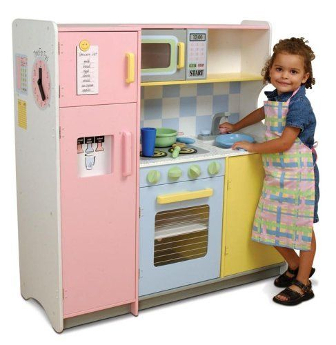 1000+ Images About Small Wooden Play Kitchen For 2-6 Year