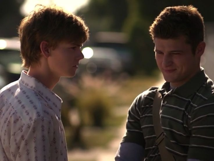 Watch my left hand man its realistic and most importantly thomas(newt in maze runner) is starring in it