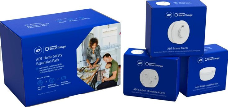 Expanding our Safety, Security and Smart Home with Samsung Smart Things and ADT @BestBuy @SamsungUS  Samsung - SmartThings ADT Home Safety Expansion Kit - White   via @moneysavingparent