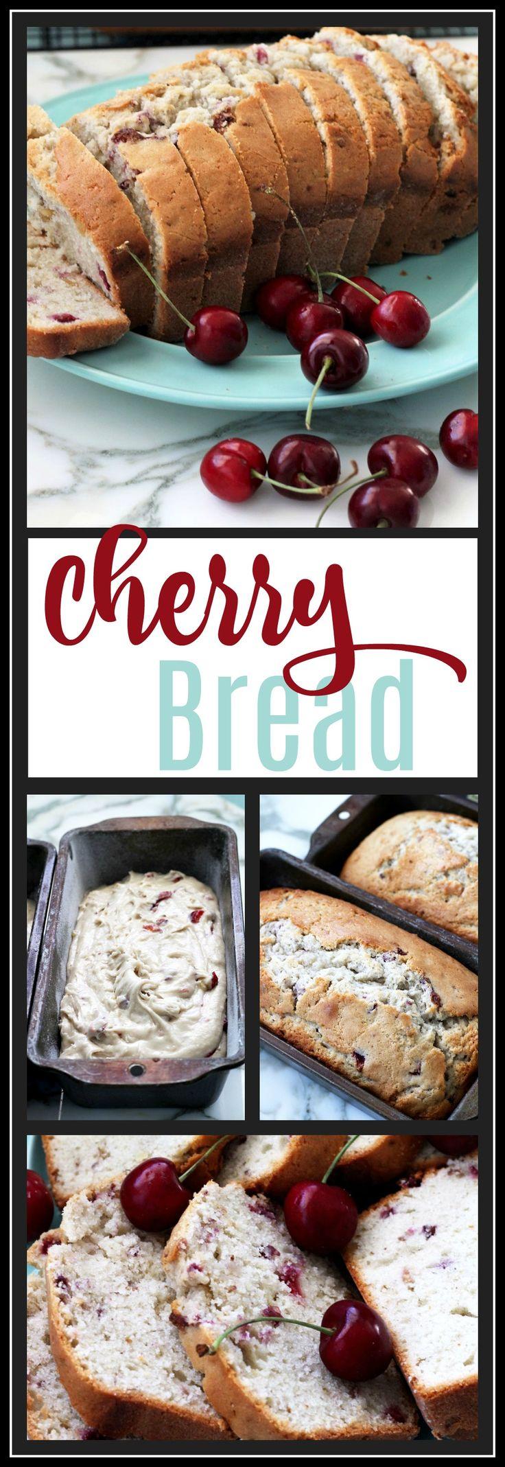 Cherry Bread