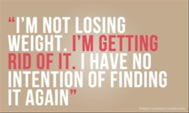 Funny Motivational Quotes to Lose Weight ...Find out the amazing reason why women find it hard to lose weight... venusfactorweightloss.com