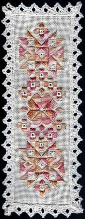 Nordic Needle: Hardanger Embroidery Kits ~ Nordic Needle is my favorite place to shop for all things Hardanger!