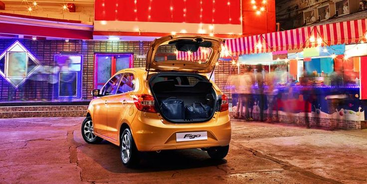 Plan a road trip with the new #Ford #Figo. It has all the space you need. All-New Figo is designed to turn heads with an elegant, striking design that sets it apart from competitors. Get more information on #SabarmatiFord